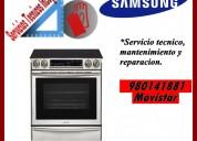 980141881 samgung reparacion mantenimiento para cocinas y hornos lima
