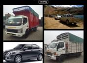 Alquilo autos, camiones y camionetas