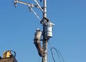 Busco socio para ejecutar obras electricas.