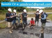 Coordinador general de intervenciÓn social en obras de saneamiento: