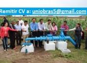 Capacitador social en obras de agua potable y alcantarillado :