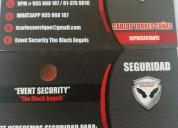 Seguridad para toda clase de eventos