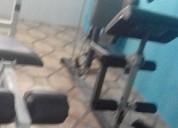 Remato mini gimnasio por motivo de viaje