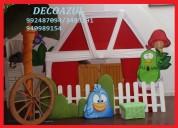 alquiler de locales servicios para eventos de fiestas infantiles