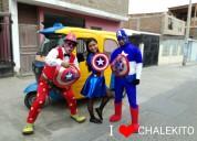 Show infantil chalekito