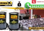 Super venta de asfalto liquido rc-250, calidad a-1.