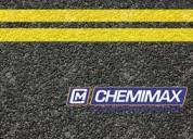 Chemimax! en lima y provincias venta de asfalto para pistas, alquitrÁn y brea
