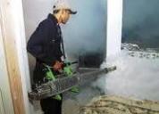 Fumigaciones integrales todo insectos fumigaciones