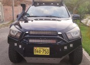 Ssangyong actyon sports 2012 pick up doble cabina