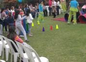 Atendemos fiestas infantiles en lima y balnearios.