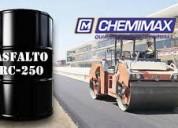 venta de asfalto rc250, mc30, pen 60.70, el mejor!
