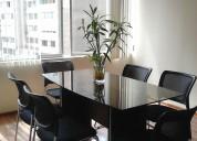 Oficina administrativa en miraflores 3b a solo $30