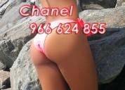 Chanel 966624855 hermosa charapita de muy linda