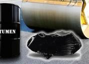 Chemimax! en lima, venta de bitúmen, asfalto rc250