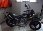 Venta de moto ronco 150 de poco uso 2200
