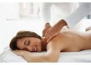 Masajes relajantes para damas. señoras y señoritas