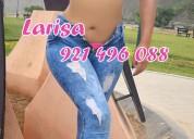 Larisa 921496088 exótica y fogosa colombiana