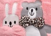 Abrido para niñas muy confortable. moda kids perú