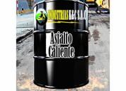 Venta de asfalto en frio y caliente
