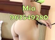 MÍa 963549280 sexy señorita debutante, ardiente