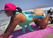 Sandra 921498101 una rubia de impacto y una escort