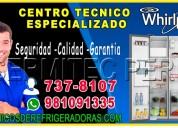 Whirlpool 7378107 reparación de refrigeradoras