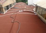 ImpermeabilizaciÓn de techos, bitÚmen imprimante