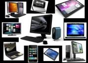 Compro computadoras, laptops, celulares, etc