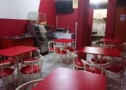 Alquilo restaurante comp. equipado - s/.1,500 smp
