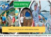 Pesca deportiva peruana