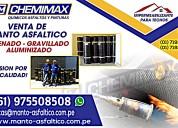 Venta e instalaciÓn de manto asfÁltico - chemimax
