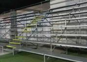 Fabricacion de tribunas y escenarios