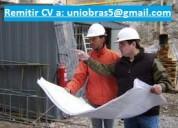 Especialista electromecánico ( equipamientos)