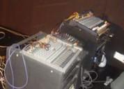 Alquiler de sonido y efectos en san miguel – lince