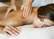 Masajes relajantes a señoritas y señoras descontra