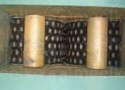 Prensa meelko para carbón en briquetas  20 y 30