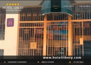Oferta hospedaje familiar - hotel libery
