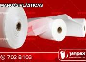 Mangas plasticas - janpax