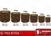 Pirotines glasin 900 gr - janpax