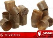 Pirotines corrugados 500 gr - janpax