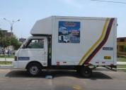 Carga y mudanzas baratito nomas furgon