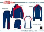 ConfecciÓn de uniformes - buzos saenz