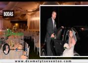 eventos especiales - d'camelyts