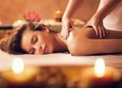 Masajes relajantes con terapia mental para damas