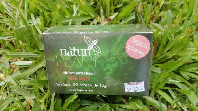 PRODUCTO NATURAL CONTROLA REDUCE DIABETES