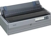 Alquilo impresoras planilleras epson