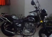 Vendo moto ronco monster 150 a 2200