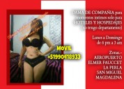 San miguel - escort independiente con foto real
