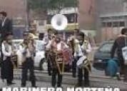 Grupos musicales de bandas de musicos en lima