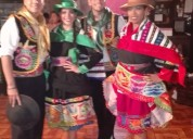 Baile huaylas por parejas mov 98012912 - 997302552